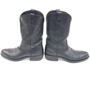 Durango Leather Western Cowboy Boots Size 12 D